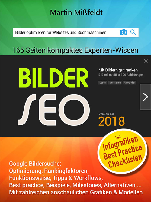 Seo E-Book : Bilder optimieren